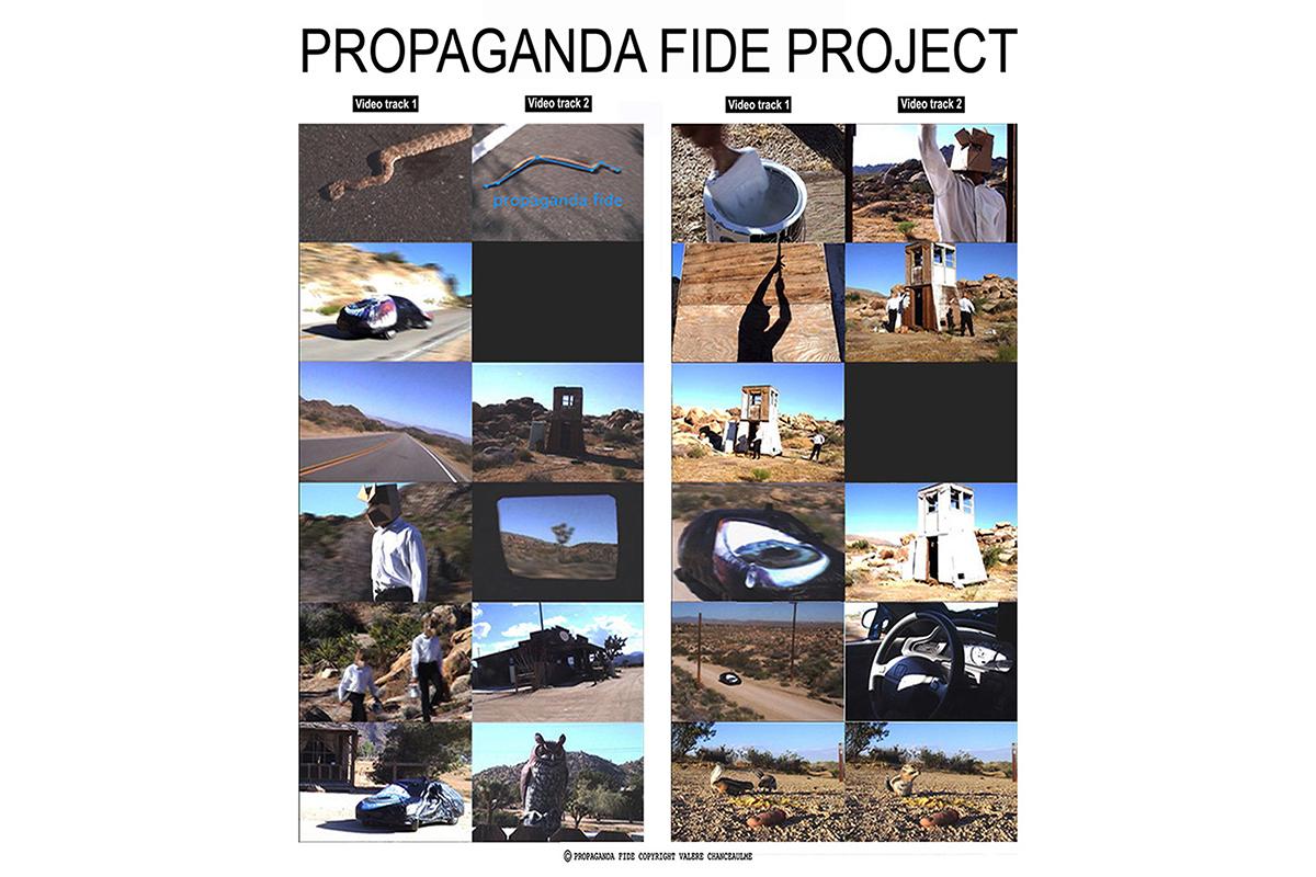 Propaganda Fide Project