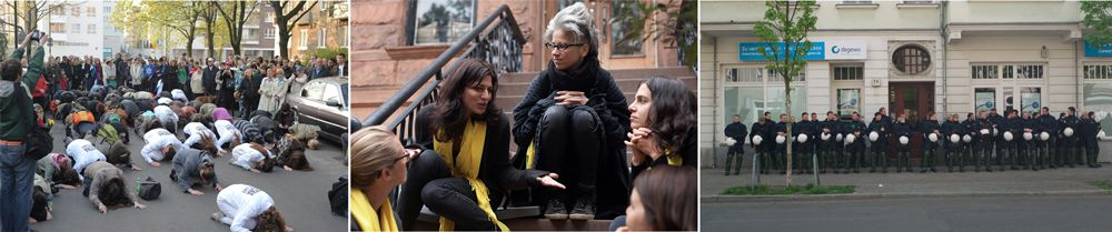 Conversation Caycedo, Lacy, Yahalomi