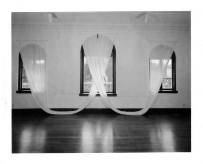"Eric Magnuson (with Alissa Warchaw) ""Curtains (One Into Three),"" 1993."