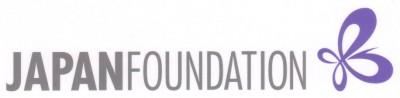 japan foundation logo B color