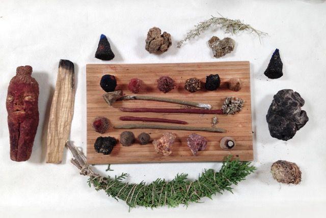 incense workshop