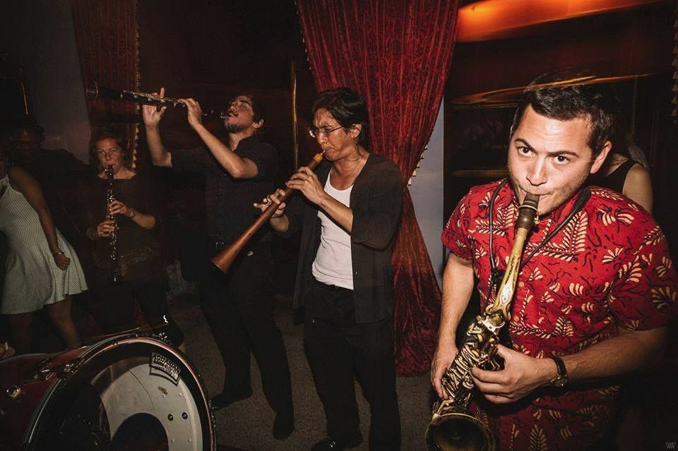 Teddy Raven Make Jazz Fellow 2016