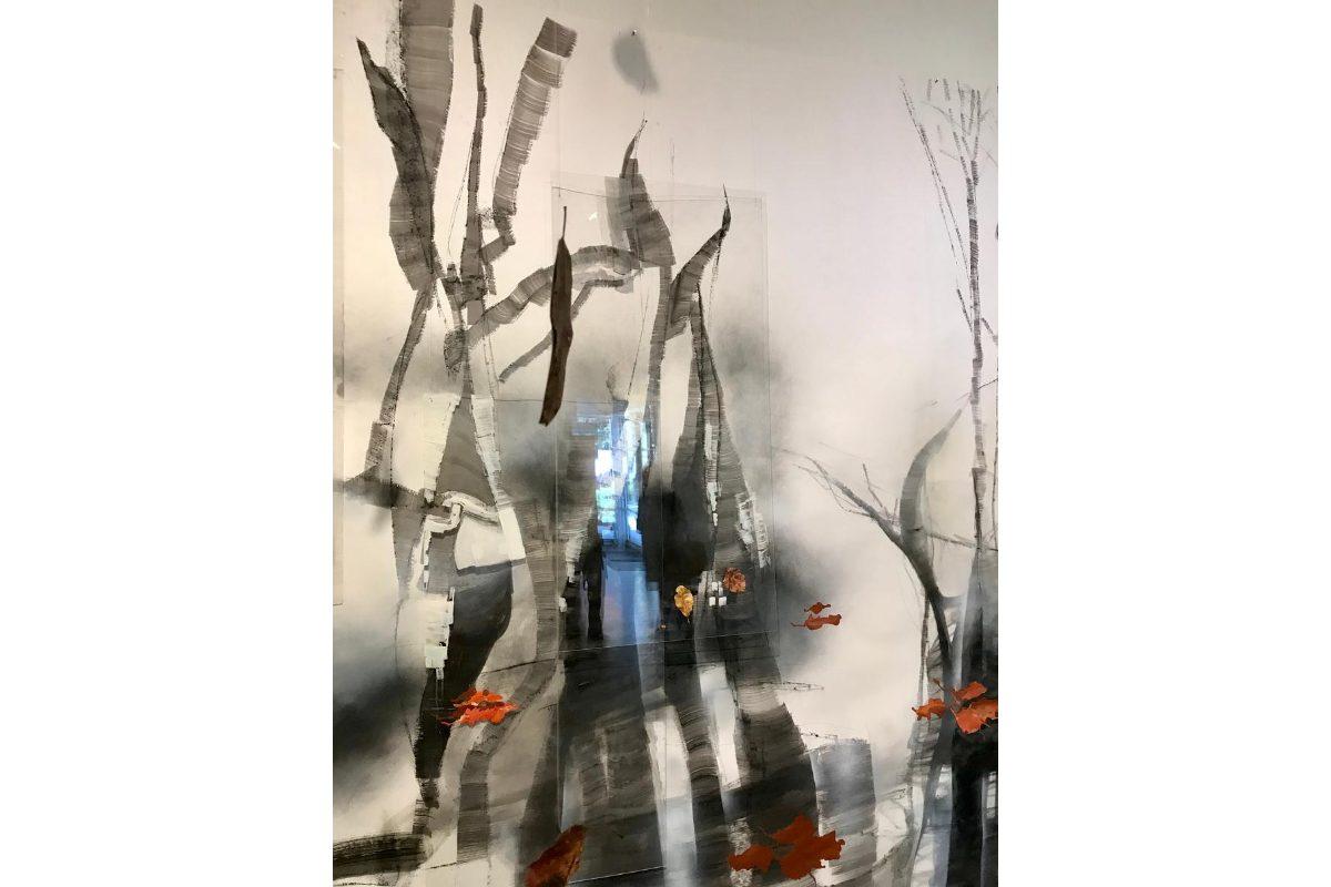Yvette Gellis, Omnipresence or Chance, 2019. West Gallery solo exhibition, California State University Northridge (CSUN).