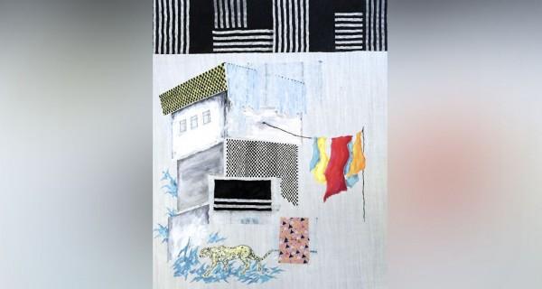 The Textures And Textiles Of Artist Bibi Katholm