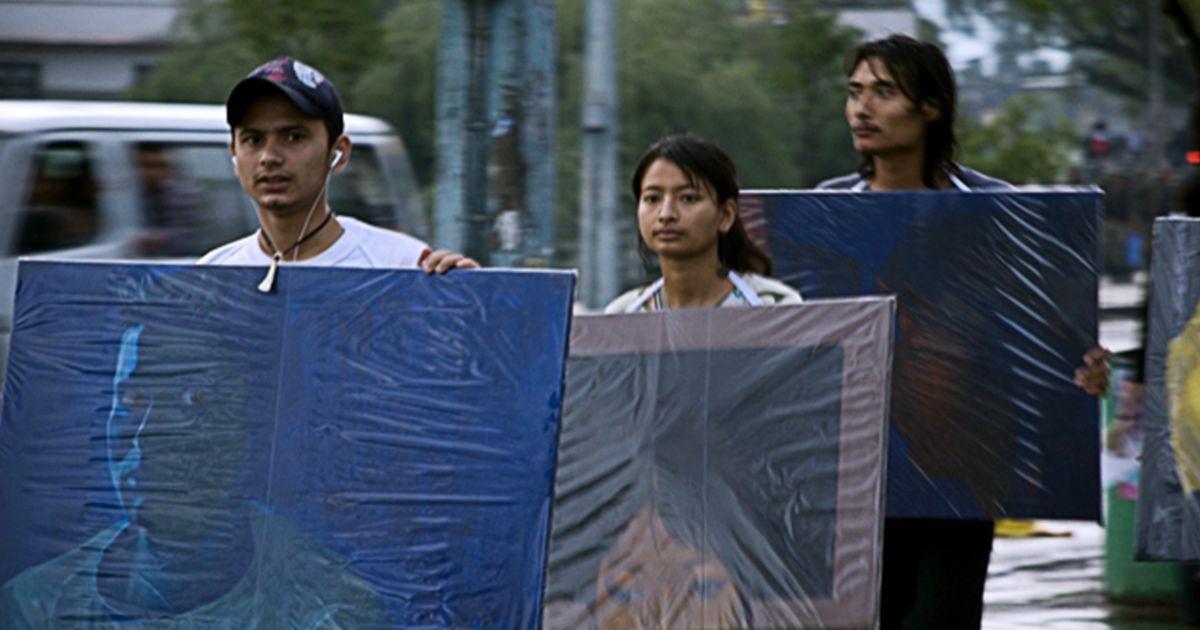 Hit Man Gurung, 2013