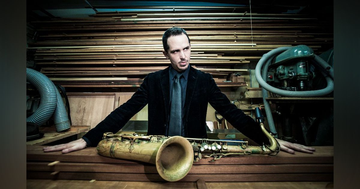 John Ellis, 2014 Make Jazz Fellow