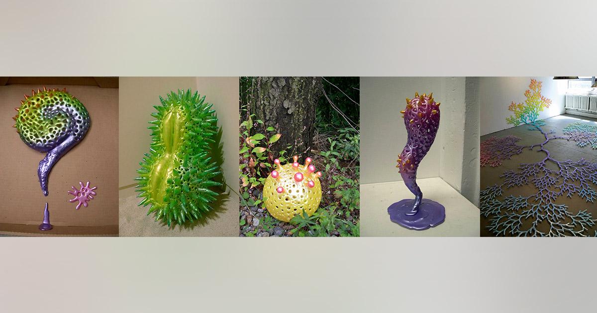 Lan-Ya Huang | multimedia sculptor