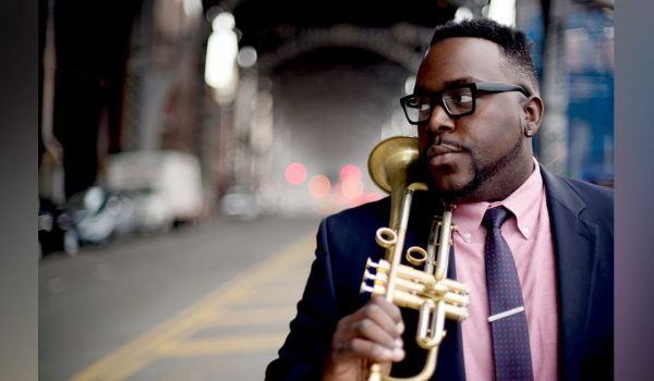 Marquis Hill, 2015 Make Jazz Fellow