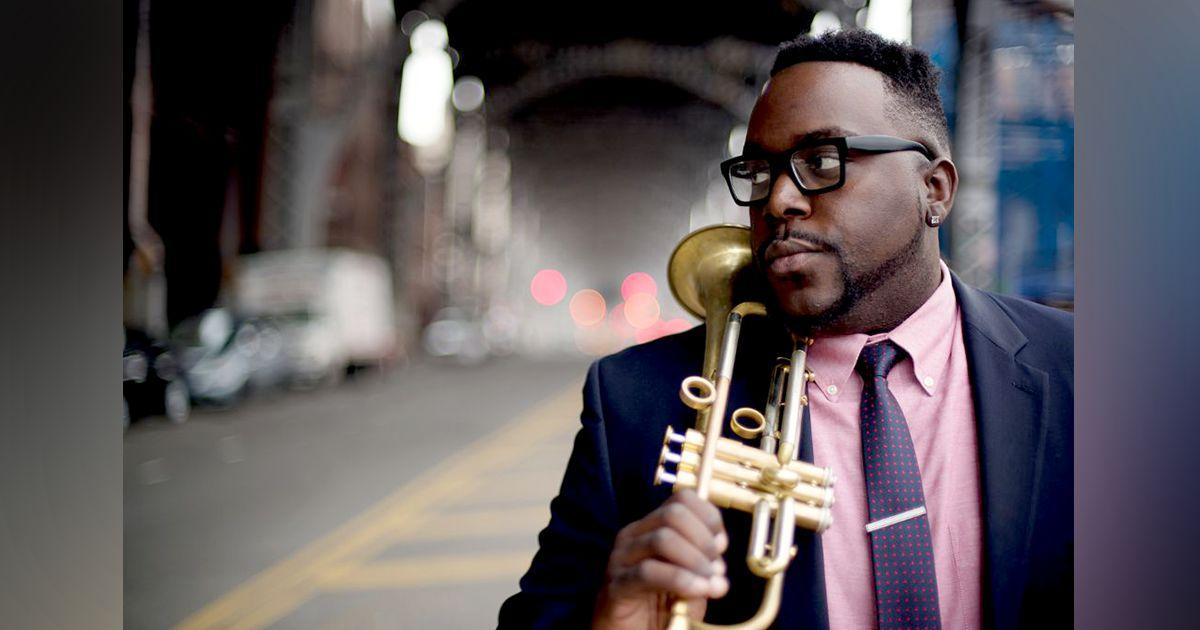Marquis Hill, 2015 Make Jazz Fellow