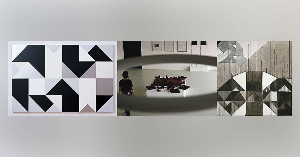 Shiau-Peng Chen | painter and multimedia artist