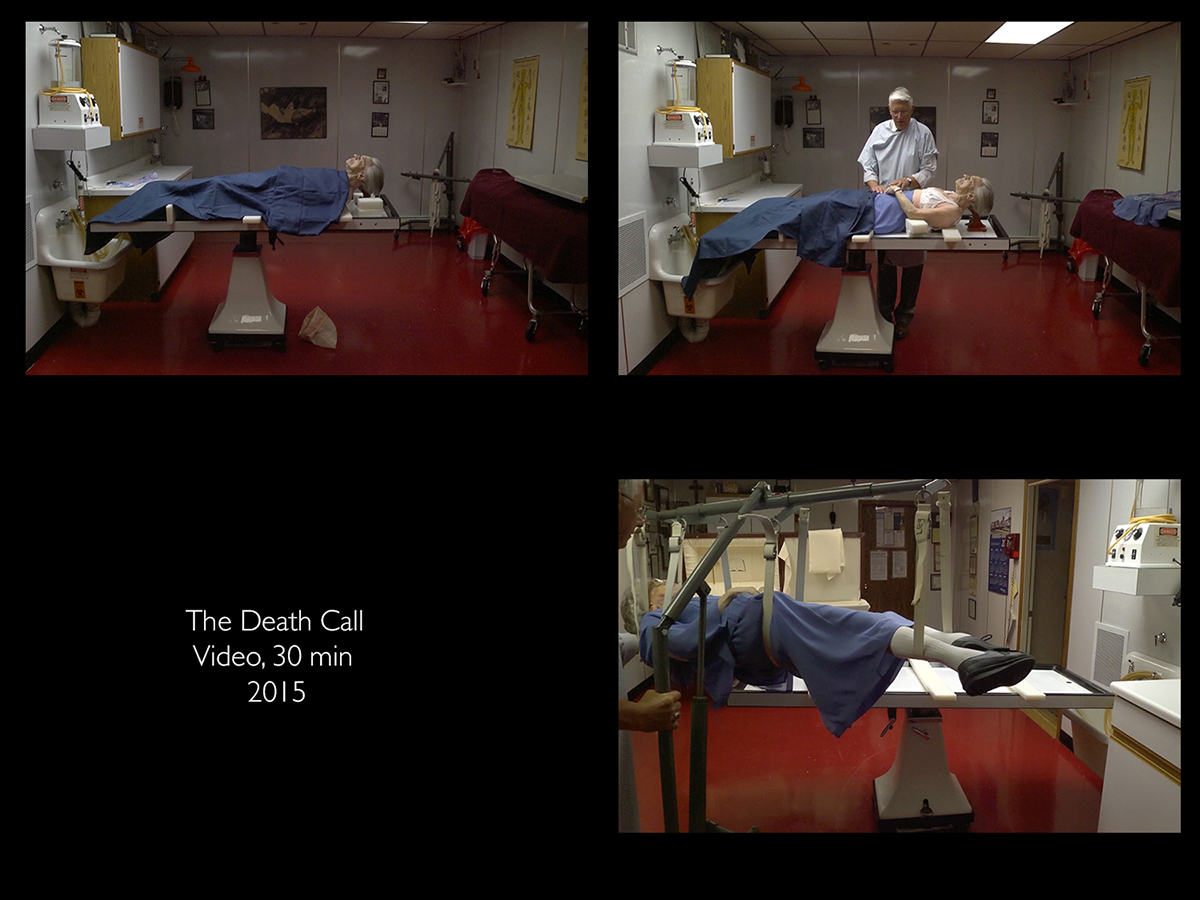 """The Death Call"", Video, 2015"