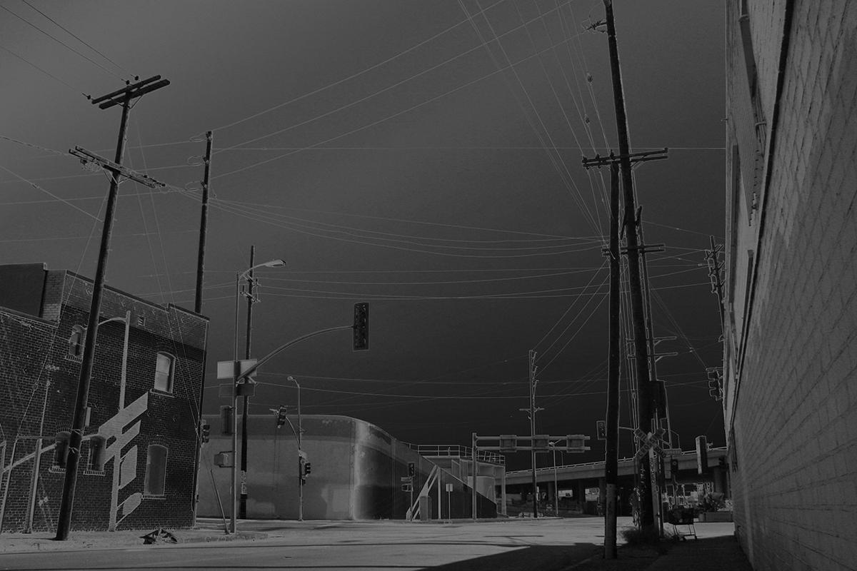 CITY OF DREAMS, Photographic Print 40cm X 60cm. From LA EDGE