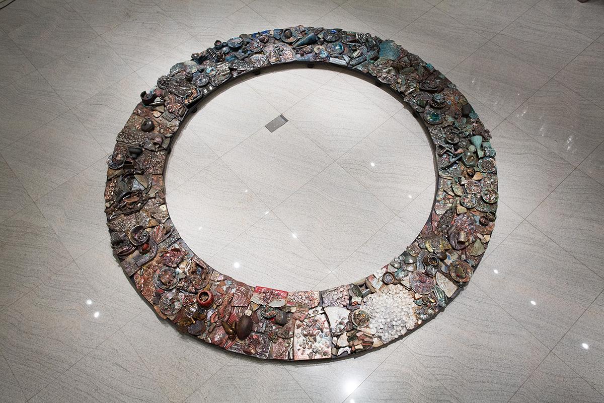Delia Prvacki, Rare Earths, 2011-2012