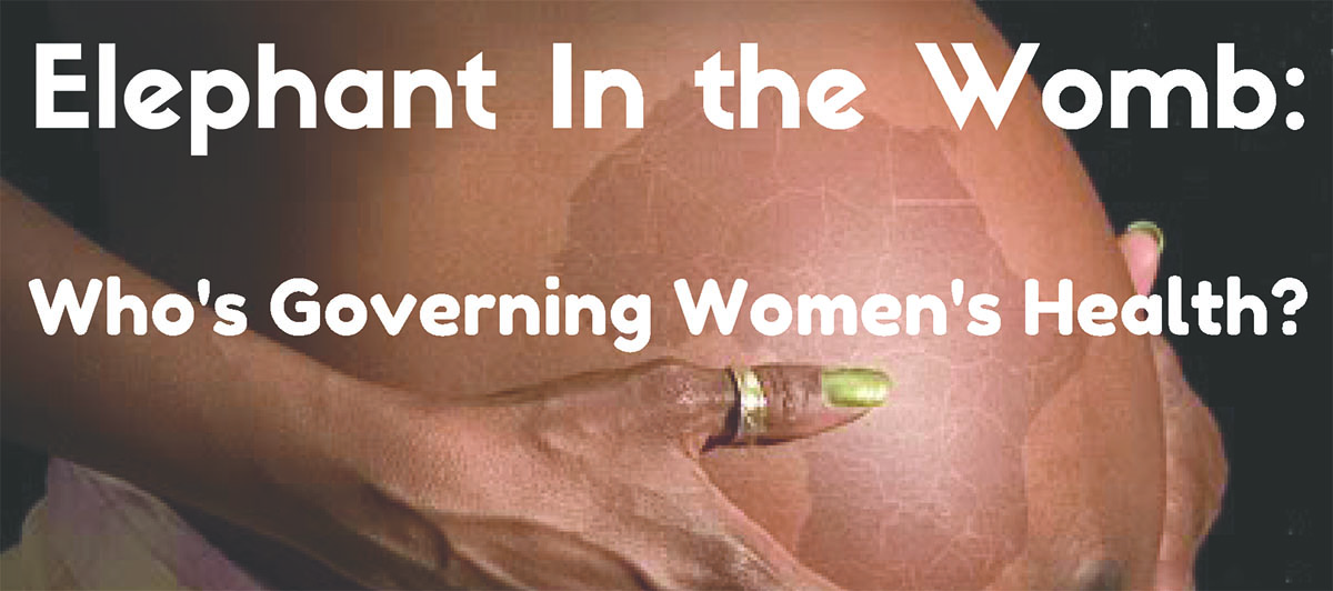 Elephant In The Womb: Who's Governing Women's Health?
