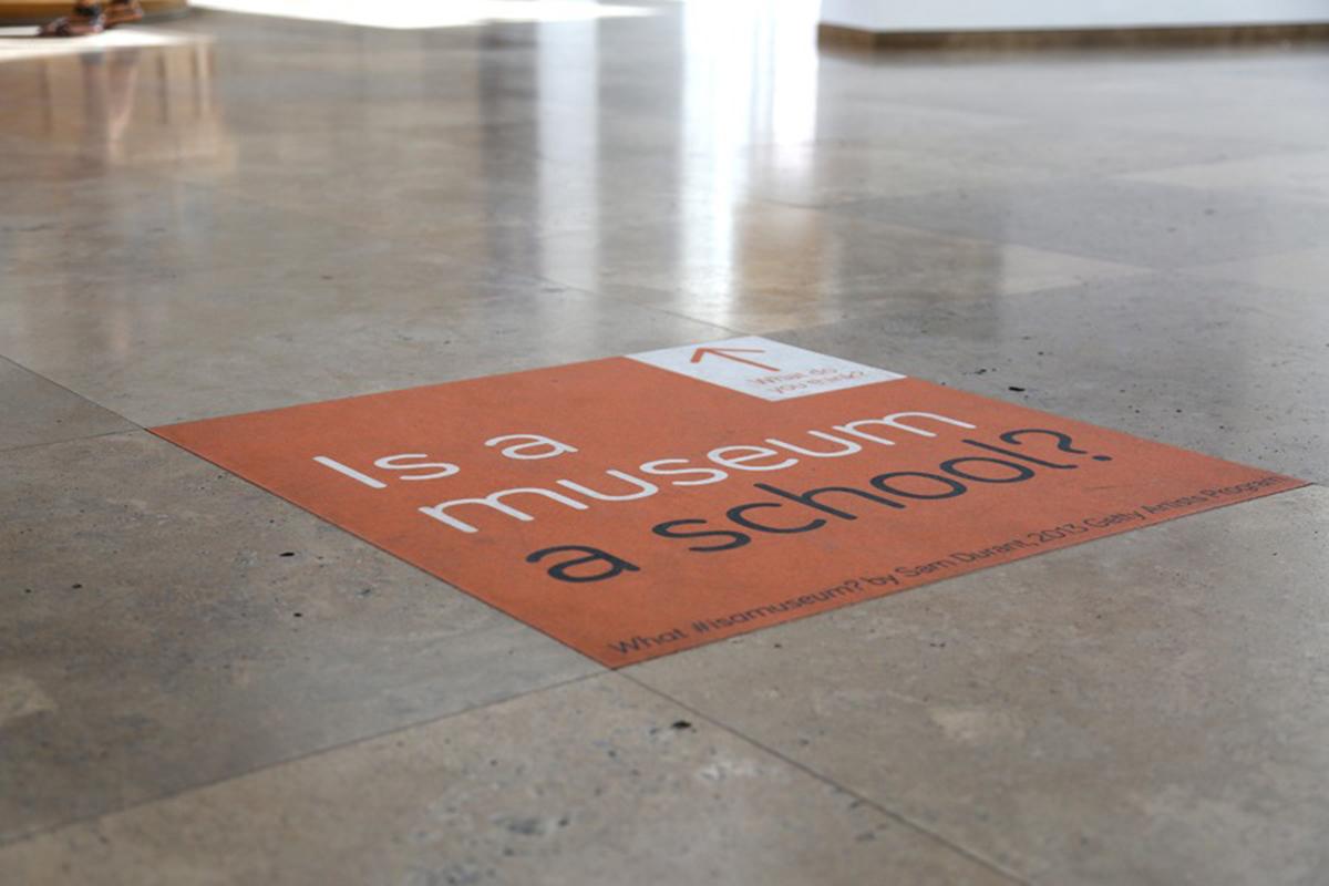 What #isameseum, 2013 Getty Artist Program, Www.isamuseum.org