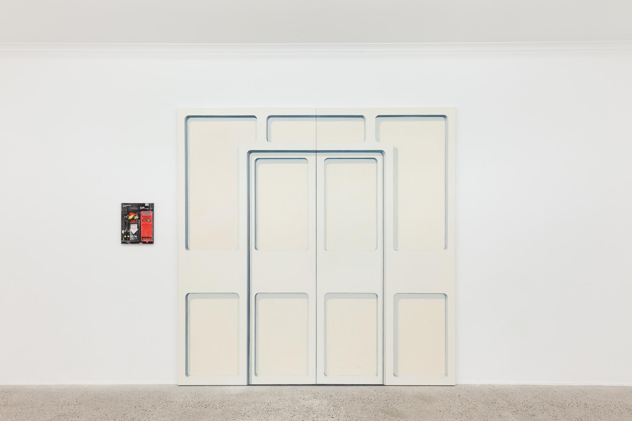Air Lock Doors (Space 1999)