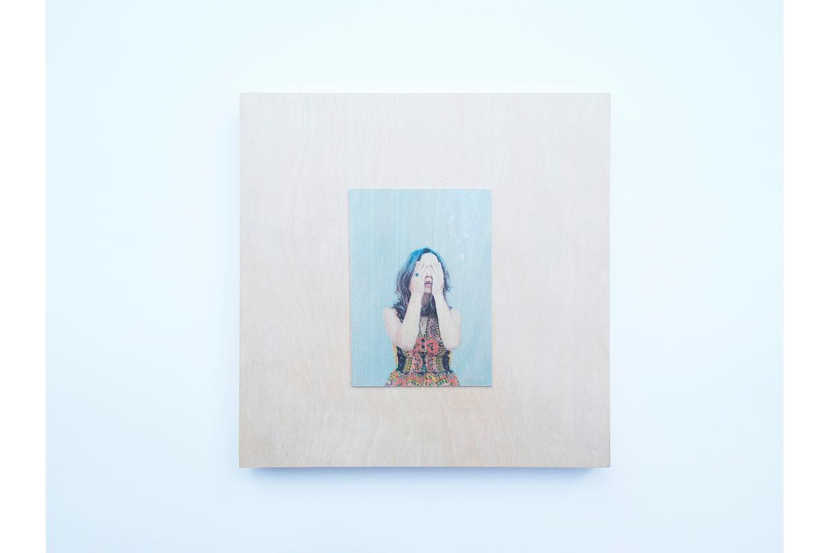 Aleksandra Wałaszek, 'Despacio Bestias 01', Mix Media, Photography, Wood