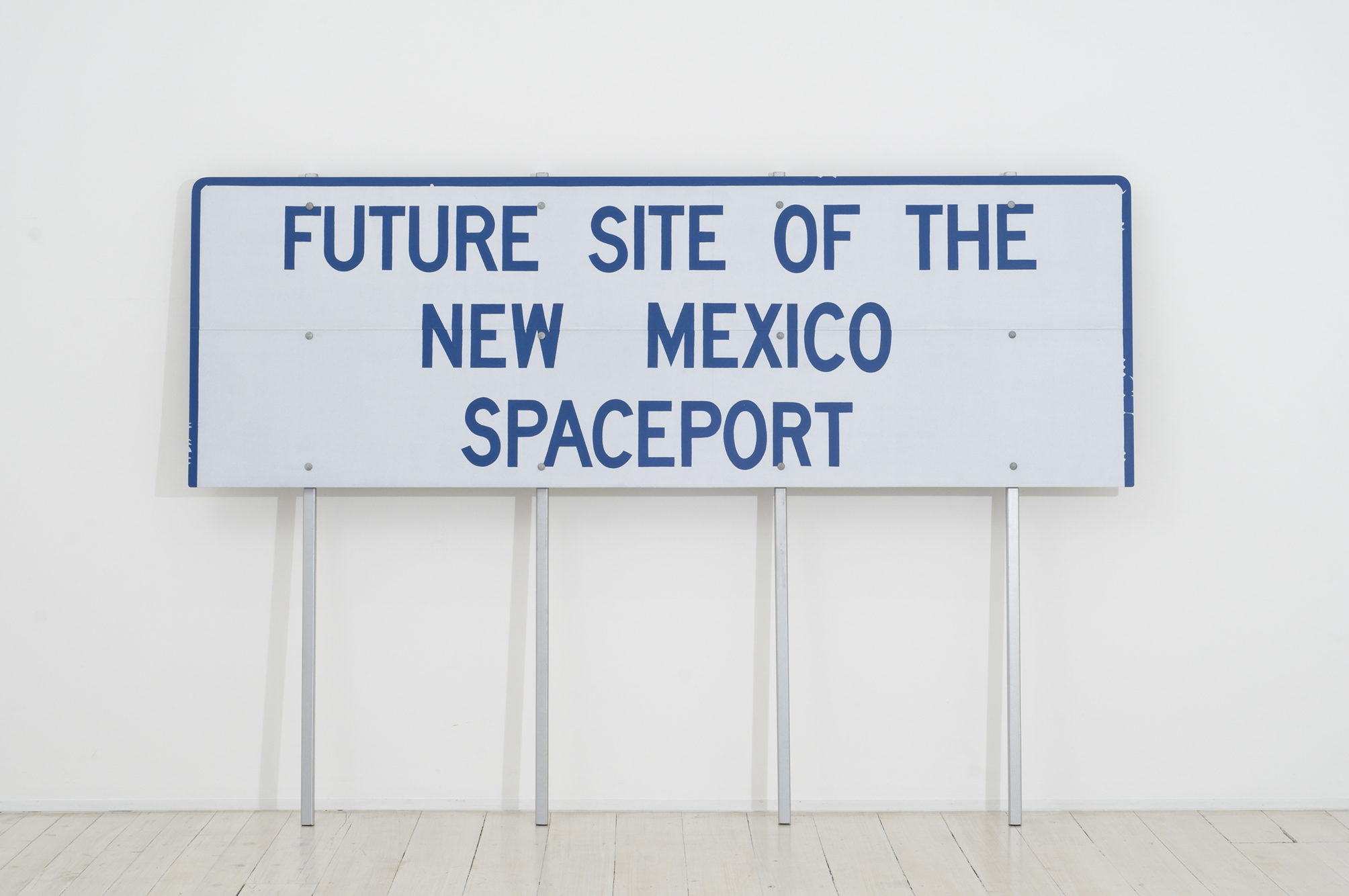 Future Site Of New Mexico Spaceport