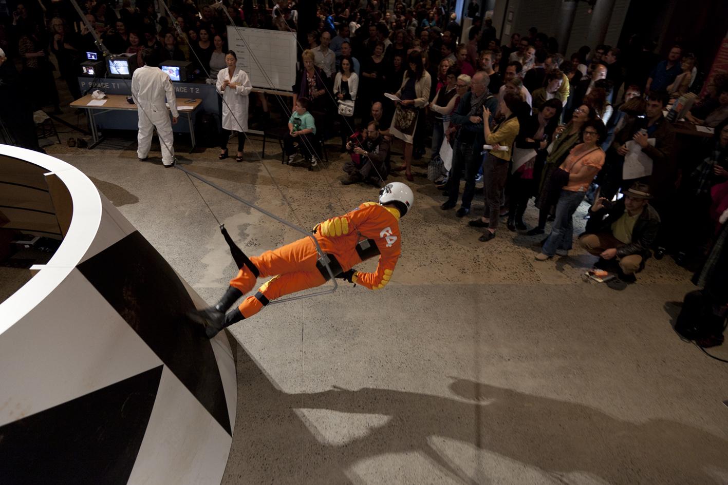 Mars Gravity Simulator