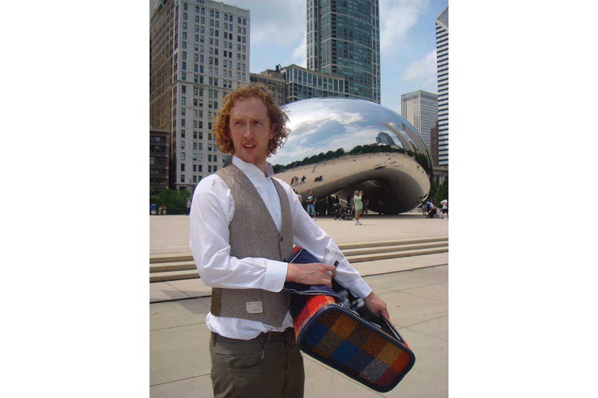 Matthew Nevin, Cent Eire, Chicago, 2011