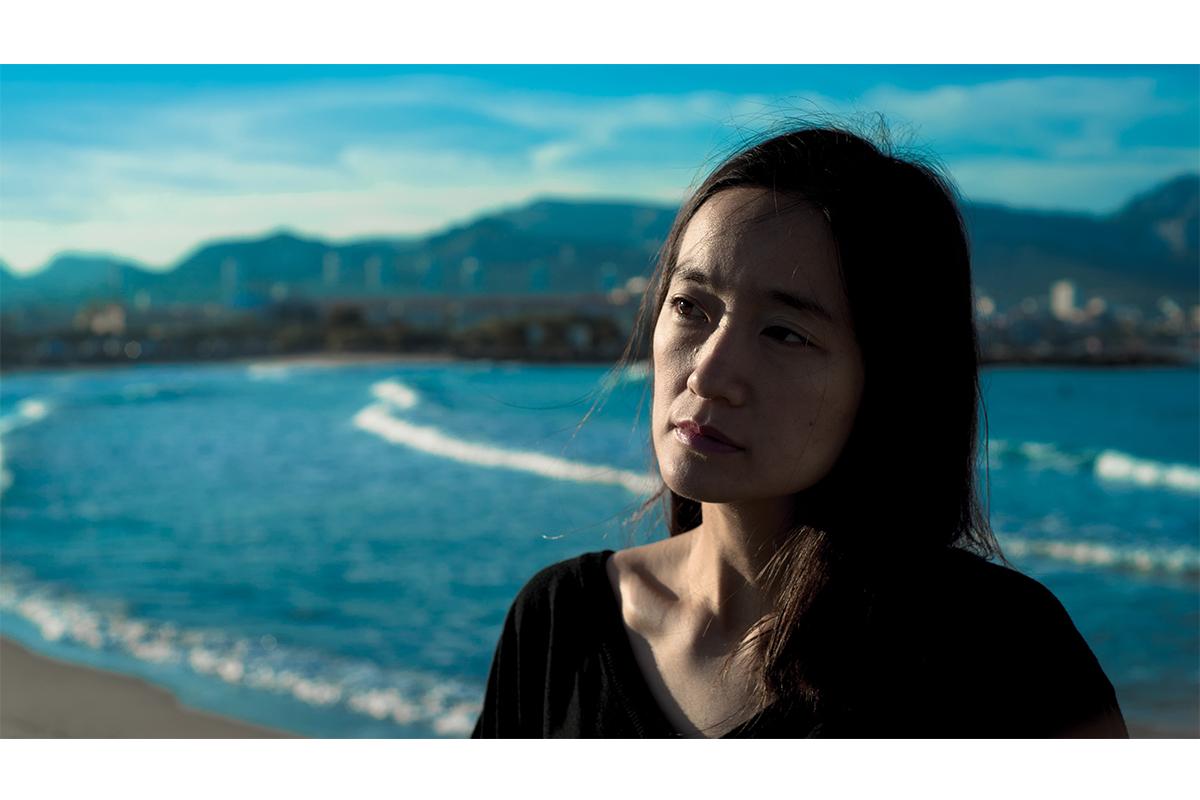 Zhi Jin TSAI Artist Portrait, Photo: Benoit Guidi