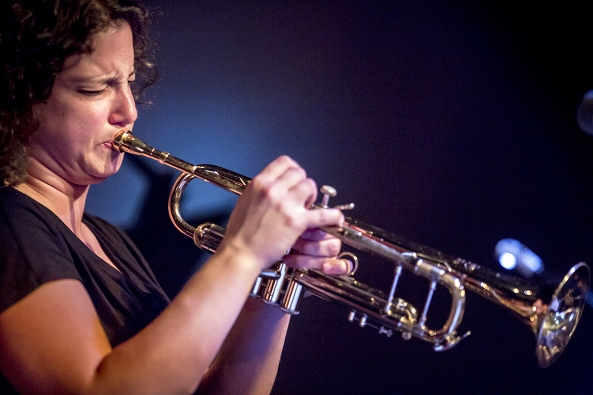 Seismic Belt: New Works By Make Jazz Fellow Samantha Boshnack