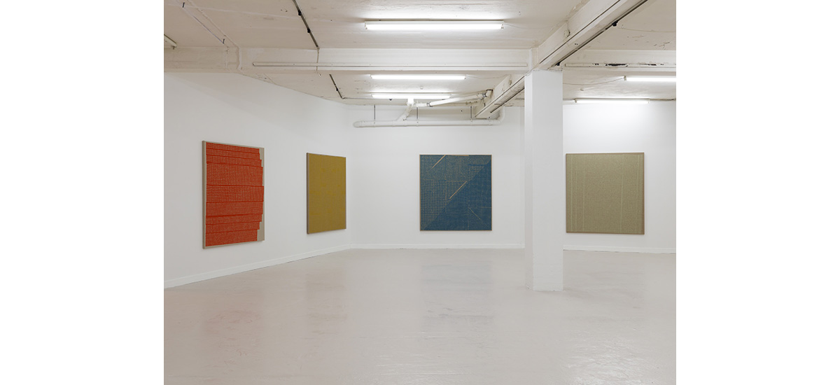 Jesper Dyrehauge, 2013. Installation View Of Solo Exhibition At Overgarden Institute Of Contemporary Art In Copenhagen, Denmark.