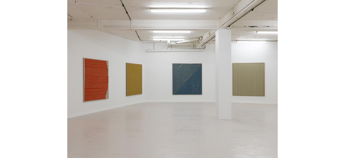 Jesper Dyrehauge, 2013. Installation view of Solo Exhibition at Overgarden Institute of Contemporary Art in Copenhagen, Denmark.