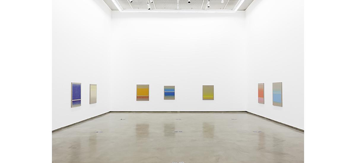 Jesper Dyrehauge, 2016. Installation view of solo exhibition at Tilde Anita Schwartz Gallery in Rio de Janeiro, Brazil.