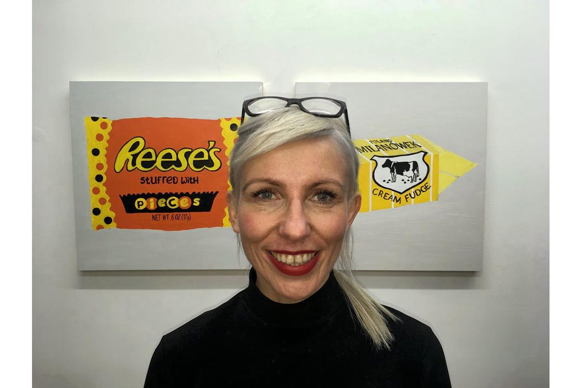 Asia Sztencel, artist headshot, credit: Marcin Kapron