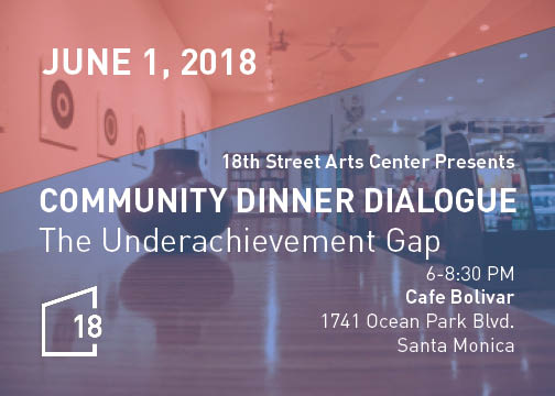 Community Dinner Dialogue: The Underachievement Gap