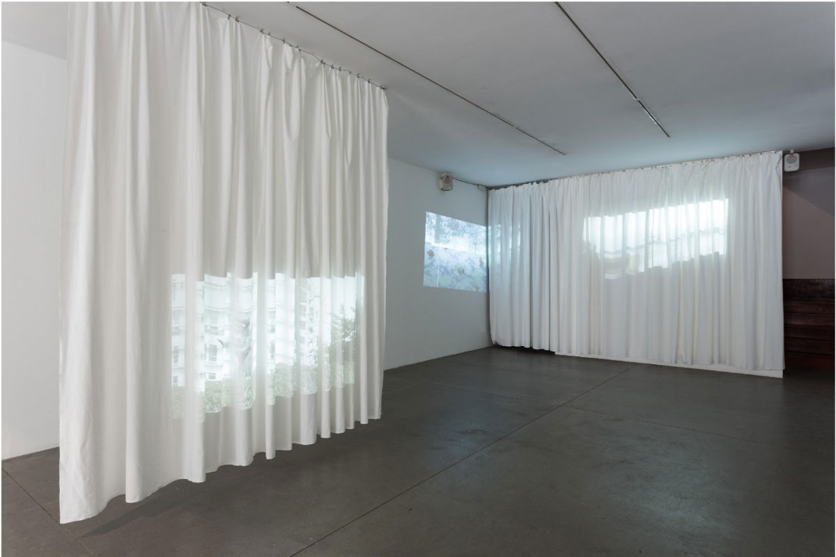 Hannah Weinberger Curated By Alejandro Alonso Diaz, Cosmic Words, Installation View. Photo By Hannah Weinberger. Courtesy Of The Artist And Freedman Fitzpatrick L.A..