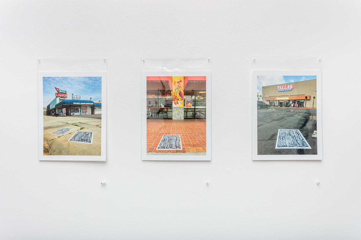 "Jeff Beall, Unsolved Sites 20, 21, 22, & 23, 2017, 8.5"" x 11"",  inkjet print on paper. Courtesy of the artist."