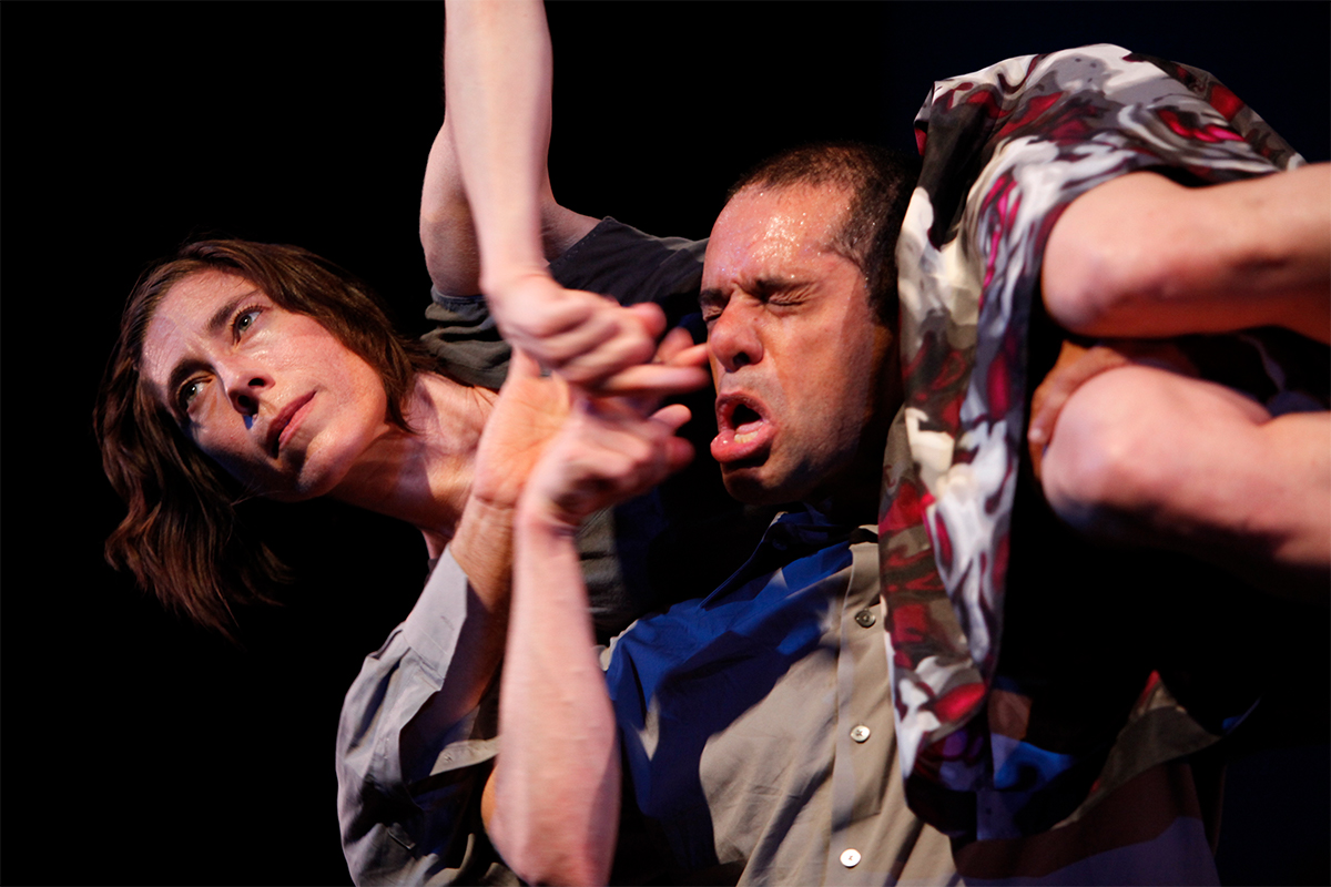 Lionel Popkin, There is an Elephant in This Dance, 2010. REDCAT. Photo by Steven Gunther. Courtesy of the artist.