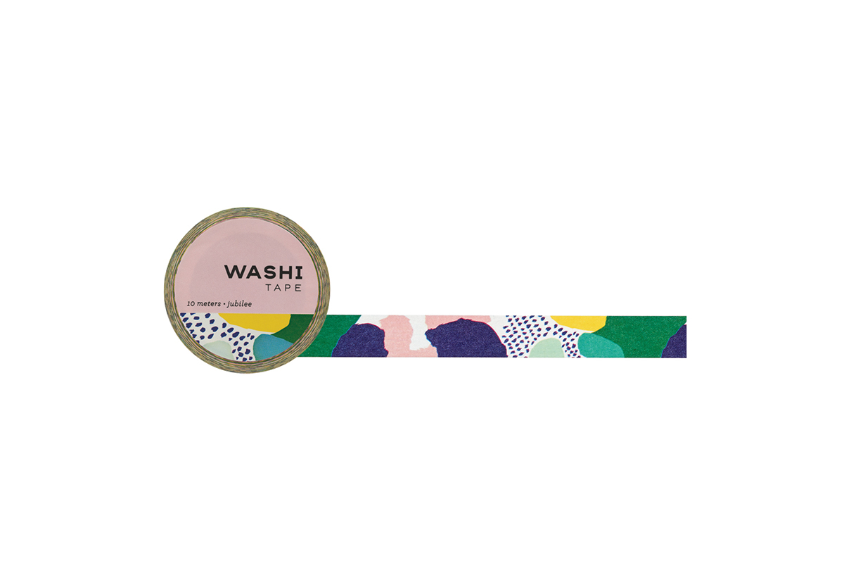Girl of All Work, Jubilee Washi Tape. Photo by Richard Wong.