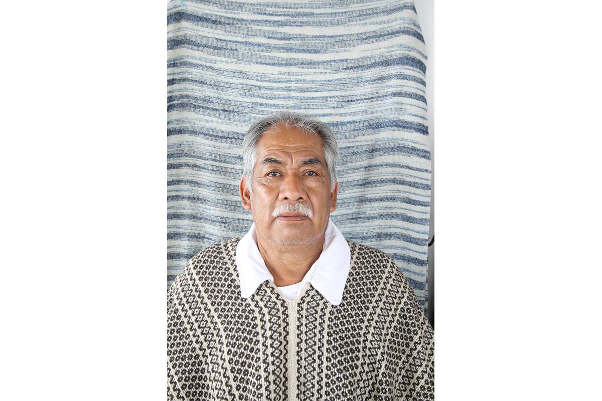 Portrait of Arturo Hernández.