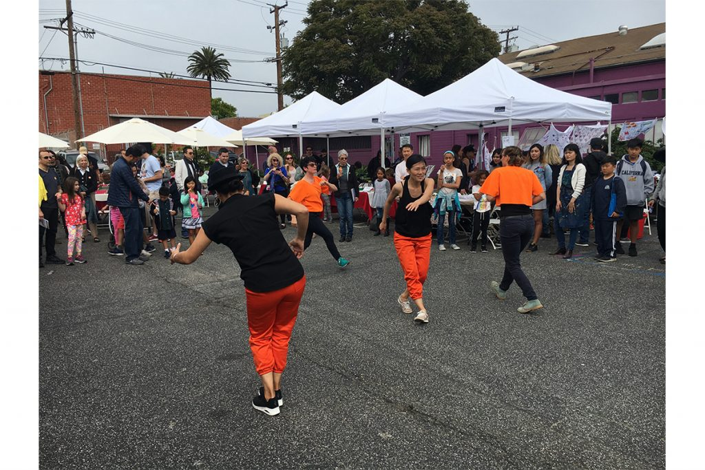 Pico Block Party & Artisan Marketplace, June 1, 2019. Photo by Erica Rodriguez.