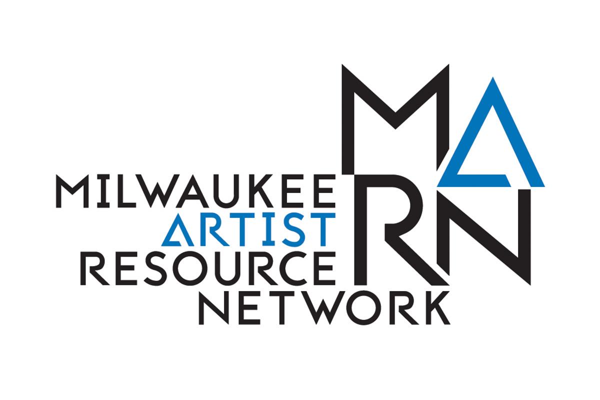 Milwaukee Artist Resource Network (MARN) Logo, 2019