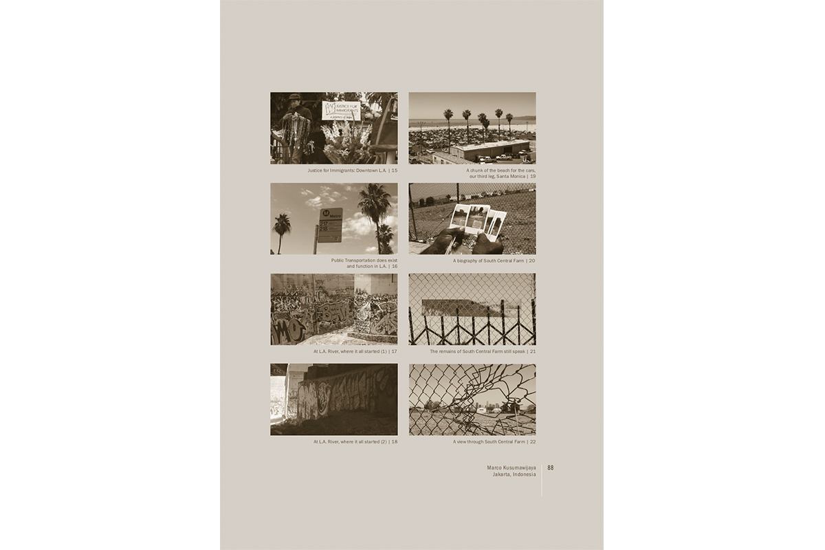 Project page for Dematerializing / De-energizing Architecture and The City: Dematerializing Life by fellow Marco Kusumawijaya from Jakarta, Indonesia, as part of Urban Future Manifestos, culminating publication of the MAK Center's Urban Future Initiative, 2010