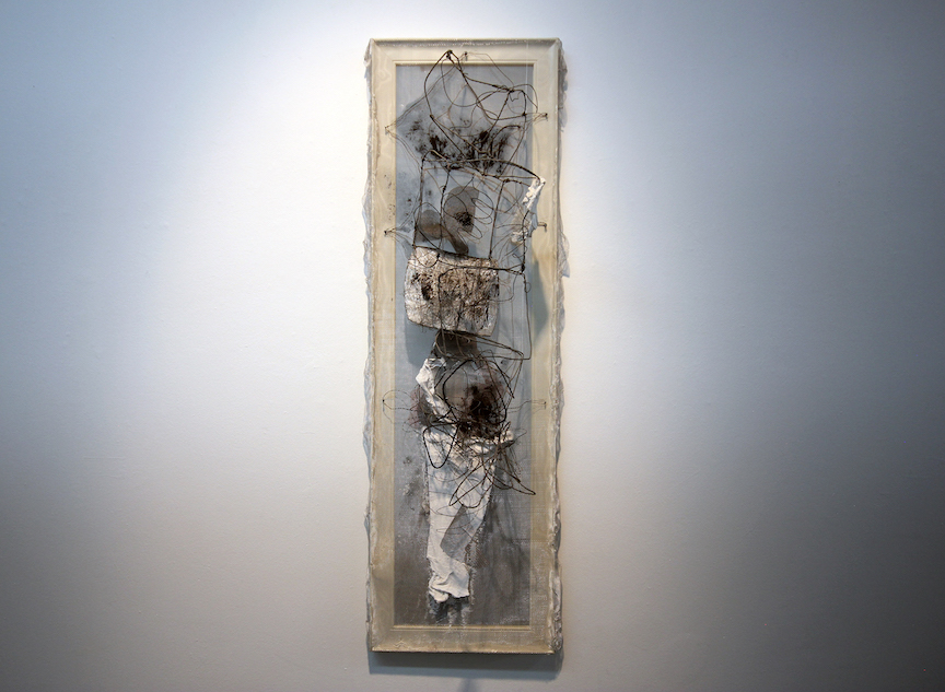 Claudia Concha, Pensamiento, 2001. Mixed Media. Courtesy of the artist.