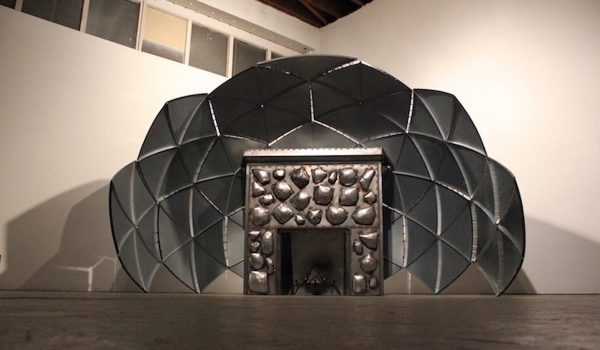 Beatriz Cortez, Los Angeles Vernacular: Space Capsule Interior, 2016. Installation View At Monte Vista Projects. Courtesy Of The Artist.