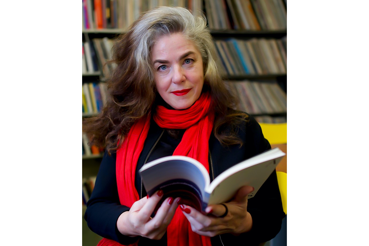 Sylvie Fortin by C. Daniel Dawson