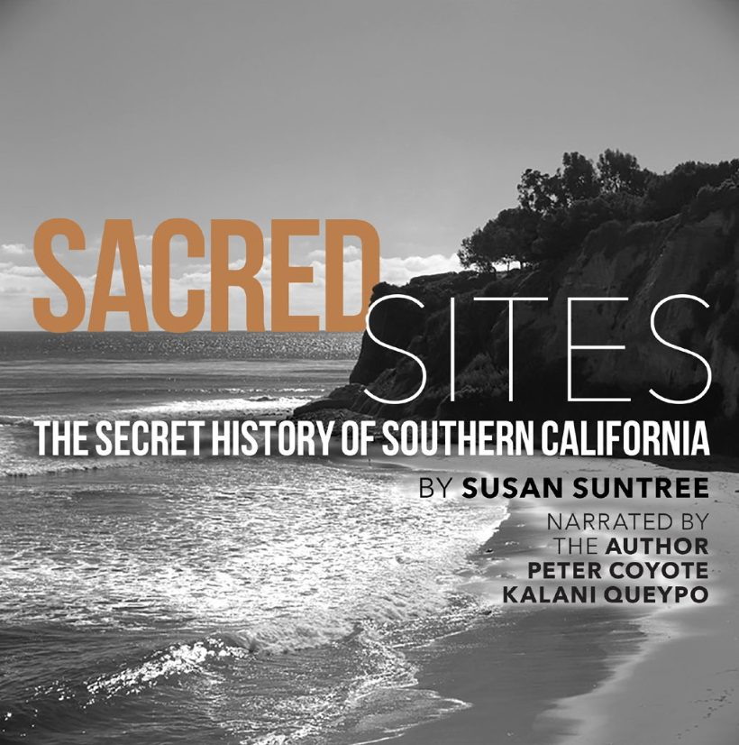 Sacred Sites Audio Theater book cover