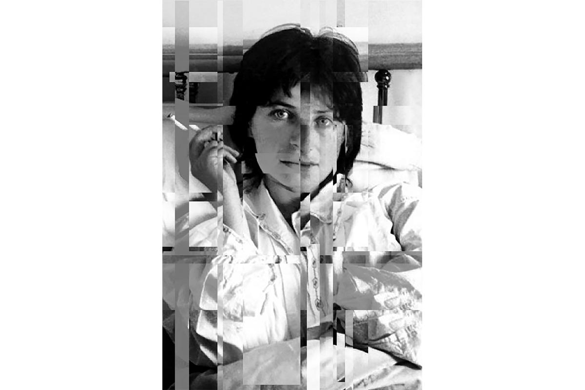 Jennifer Chia-ling Ho, In Proximity (Chantal Akerman), 2020. Archival inkjet print. 4 x 6 inches. Courtesy of the artist.
